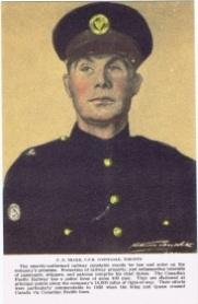 1L - F.E. Drake, CPR constable, Toronto