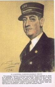 1W - H.B. McConnell, passenger brakeman, Toronto
