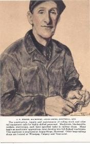 2N - J. O. Ethier, machinist, Angus Shops, Montreal