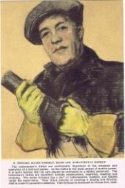 2V - W. Stewart, boiler foreman, Moose Jaw