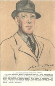 2X - P.J. McGarvey, freight conductor, Toronto