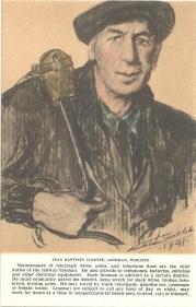 2i - Jean Baptiste Vinette, Jean Baptiste Vinette, lineman, Toronto