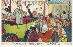 Toronto greetings postcard he