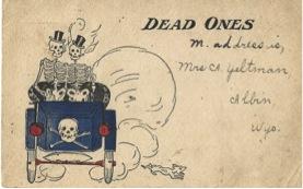 Dead Ones (front)