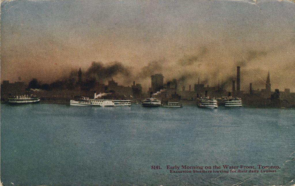 Postcard published by H. H. Tammen Co. Ltd., Toronto (No. 5141)