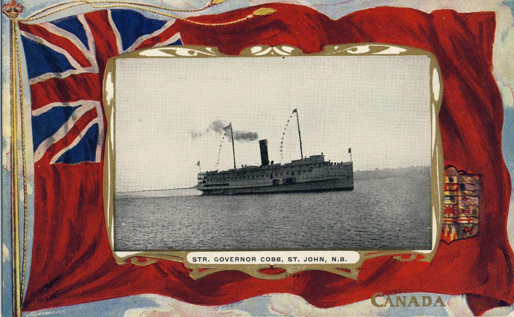 Str. Governor Cobb, St. John, N.B.