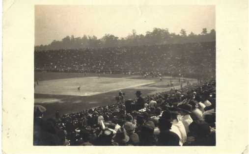 Ballpark Mystery (Sayers)