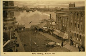 Ferry Landing, Windsor, Ont.