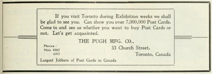 Pugh Postcards Toronto