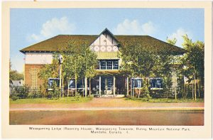 Wasagaming Lodge
