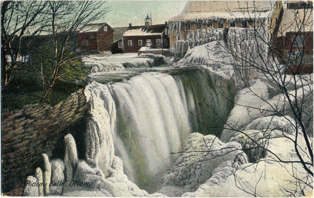 Rideau Falls, Ottawa